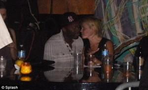 Chelsea Handler - 50 Cent - Interracial Phone Sex