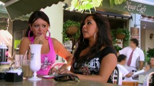 Jwoww - Snooki - Miami Beach - Jersey Shore
