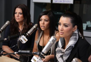 Kardashian Sisters Size Queens