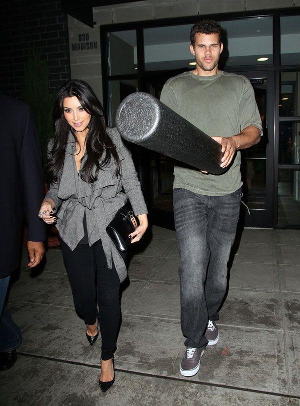 Kim Kardashian Black Dildo