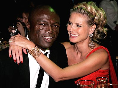 Seal Accuses Heidi Klum Fornicating