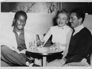 Marilyn Monroe Loves Black Men