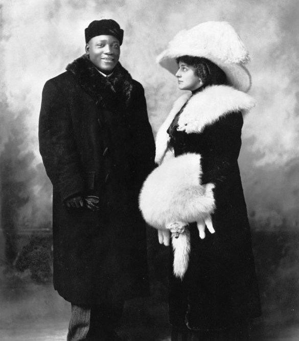 boxer-jack-johnson-and-wife