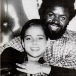 Sue Lyon Roland Harrison Interracial Marriage