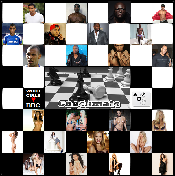 Play Interracial Sex Checkmate Game on SarasPlayroom.com