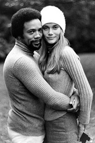 Quincy Jones Peggy Lipton